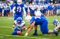 Gallery: Football Bothell @ Graham Kapowsin